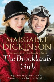 The Brookland Girls by Margaret Dickinson