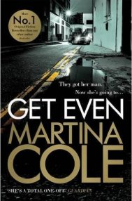 Bestseller: Get Even by Martina Cole
