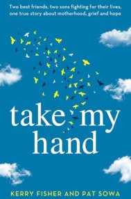 Take My Hand by Kerry Fisher &  Pat Sowa